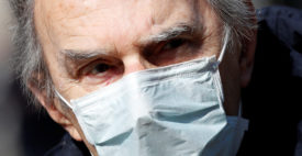 Mask or Face Covering? Can wearing one help protect the elderly?