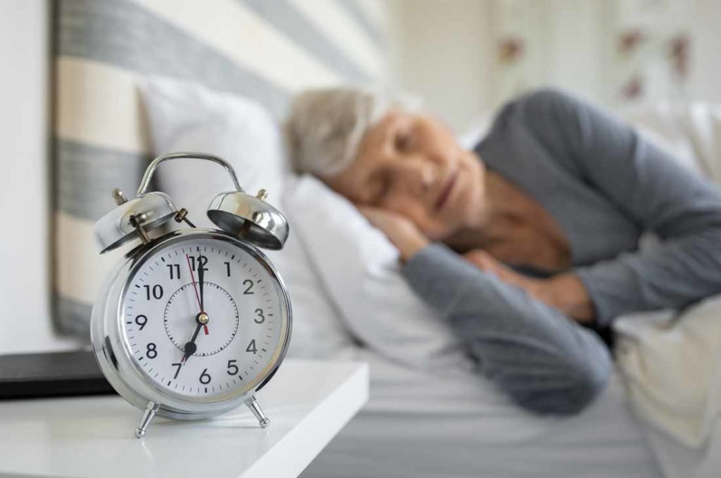 elderly sleep advice trustontap