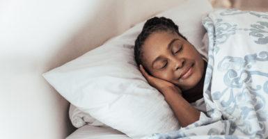 Tips on getting a good night's sleep