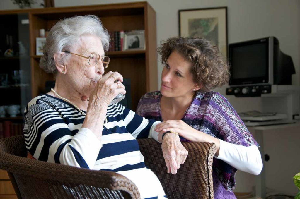 trusted home carer trustontap