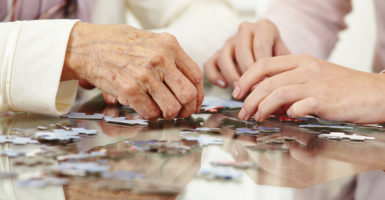 New activities/ideas for the elderly and those with dementia
