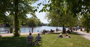 Wonderful family walks for Spring and Easter in Buckinghamshire