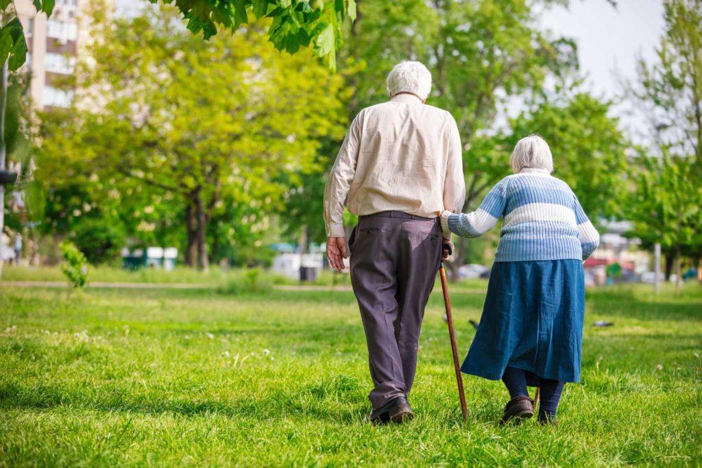 TrustonTap Elderly Walk