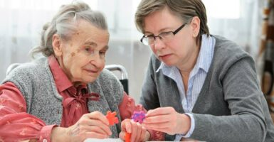 Managing Challenging and Changing Dementia Behaviour